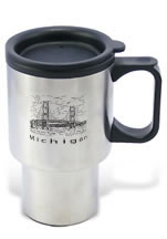 Michigan Travel Mug Gift